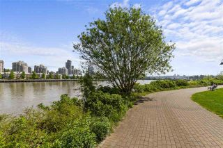 """Photo 39: 503 210 SALTER Street in New Westminster: Queensborough Condo for sale in """"PENINSULA"""" : MLS®# R2579738"""