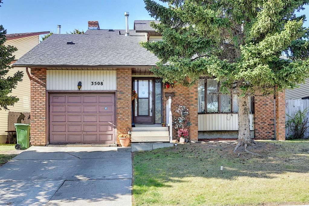 Main Photo: 3508 Fonda Way SE in Calgary: Forest Heights Detached for sale : MLS®# A1108307