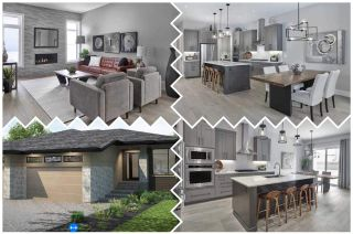 Photo 1: 4605 Knight Point in Edmonton: Zone 56 House Half Duplex for sale : MLS®# E4238623
