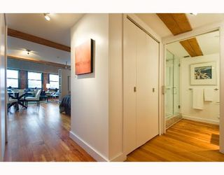 "Photo 5: 503 528 BEATTY Street in Vancouver: Downtown VW Condo for sale in ""BOWMAN LOFTS"" (Vancouver West)  : MLS®# V646760"