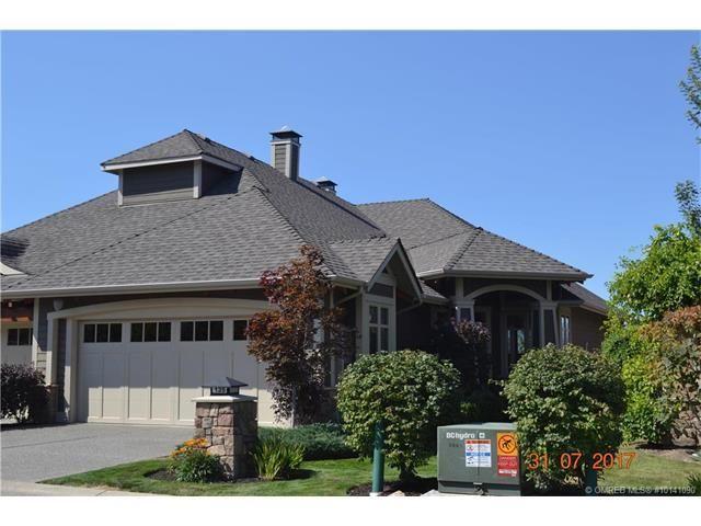 Main Photo: 135 Longspoon Drive in Vernon: Predator Ridge House for sale : MLS®# 10141090