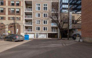Photo 23: 201 10154 103 Street in Edmonton: Zone 12 Condo for sale : MLS®# E4237279