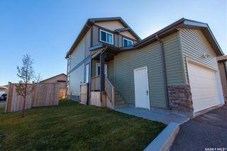 Photo 1: 23 207 McCallum Way in Saskatoon: Hampton Village Residential for sale : MLS®# SK709678