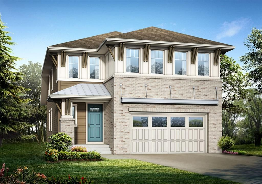 NOTE: Photos are of a finished home of the same model. Design, selections and finishes may not be exactly as shown.