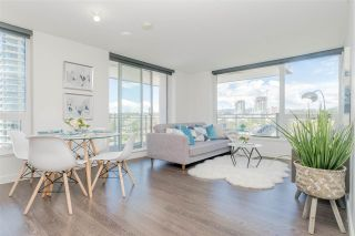 Photo 1: 1801 433 SW MARINE Drive in Vancouver: Marpole Condo for sale (Vancouver West)  : MLS®# R2585789