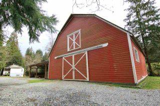 Photo 33: 27002 FERGUSON Avenue in Maple Ridge: Whonnock House for sale : MLS®# R2537467