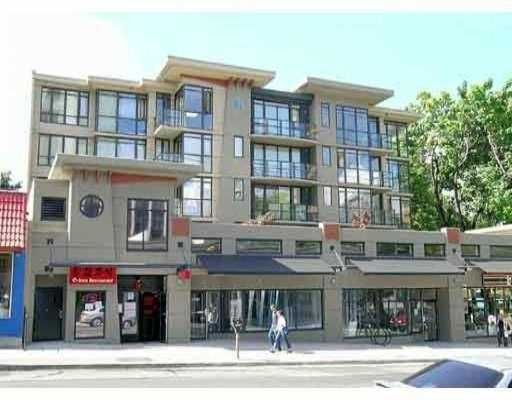 """Main Photo: 828 CARDERO Street in Vancouver: West End VW Condo for sale in """"FUSION"""" (Vancouver West)  : MLS®# V616109"""