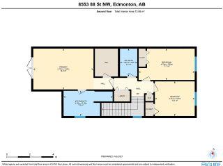 Photo 49: 8553 88 Street in Edmonton: Zone 18 House Half Duplex for sale : MLS®# E4229581