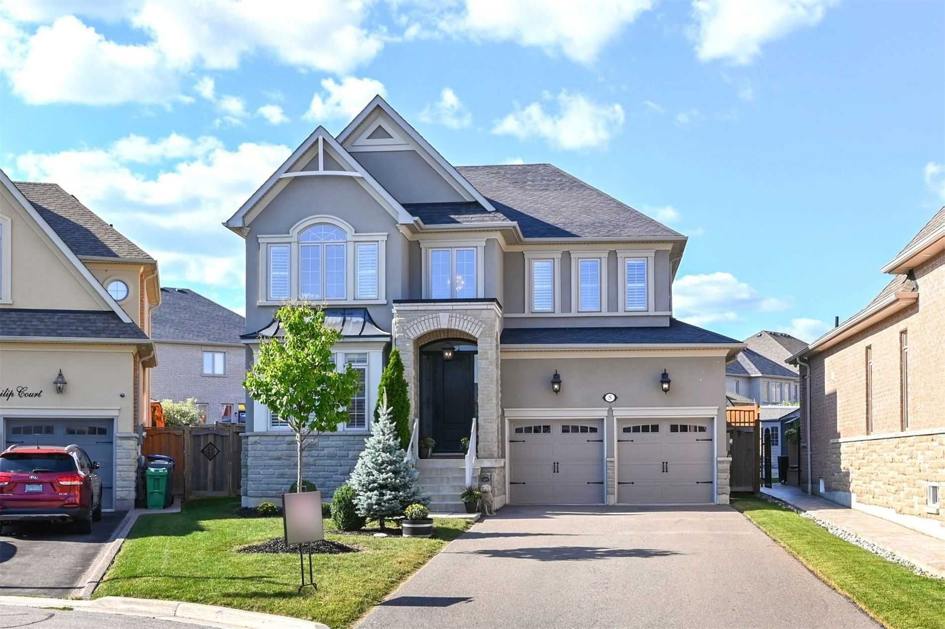 Main Photo: 5 Prince Philip Court in Caledon: Caledon East House (2-Storey) for sale : MLS®# W5362658