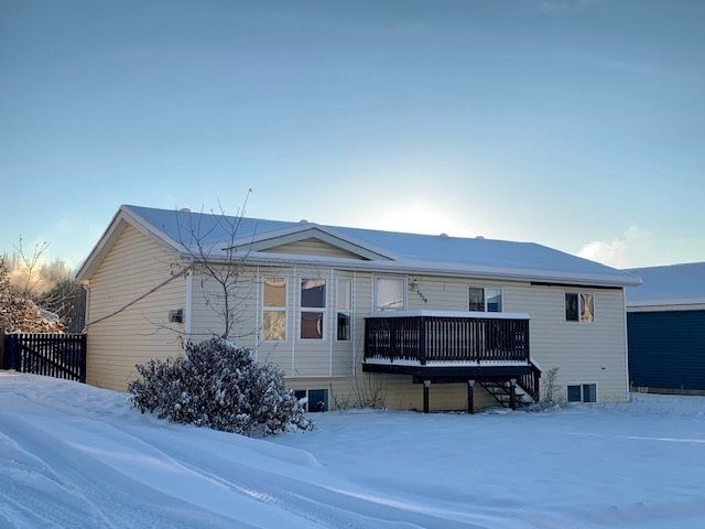 "Main Photo: 5208 HALLMARK Crescent in Fort Nelson: Fort Nelson -Town House for sale in ""MIDTOWN"" (Fort Nelson (Zone 64))  : MLS®# R2518939"