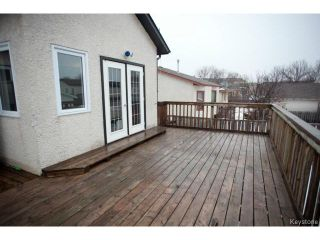 Photo 18: 90 Greenford Avenue in WINNIPEG: St Vital Residential for sale (South East Winnipeg)  : MLS®# 1429319