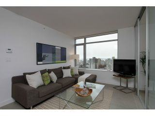 Photo 5: # 2306 1028 BARCLAY ST in Vancouver: West End VW Condo for sale (Vancouver West)