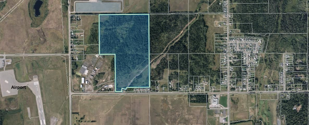 Main Photo: 2148 OLD CARIBOO Highway in Prince George: South Blackburn Land Commercial for sale (PG City South East (Zone 75))  : MLS®# C8030108