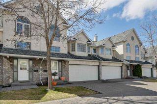 Photo 1: 4 90 LIBERTON Drive: St. Albert Townhouse for sale : MLS®# E4243225