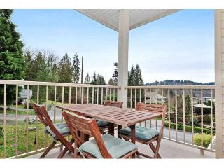 Photo 17: 8 MOSSOM CREEK Drive in Port Moody: North Shore Pt Moody 1/2 Duplex for sale : MLS®# V1104337