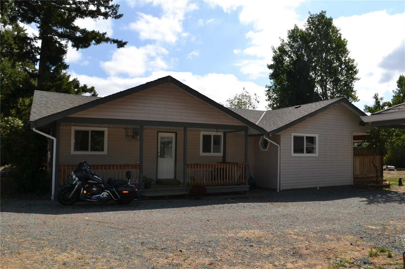 Main Photo: 1710 W Koksilah Rd in : Du Cowichan Bay House for sale (Duncan)  : MLS®# 885470