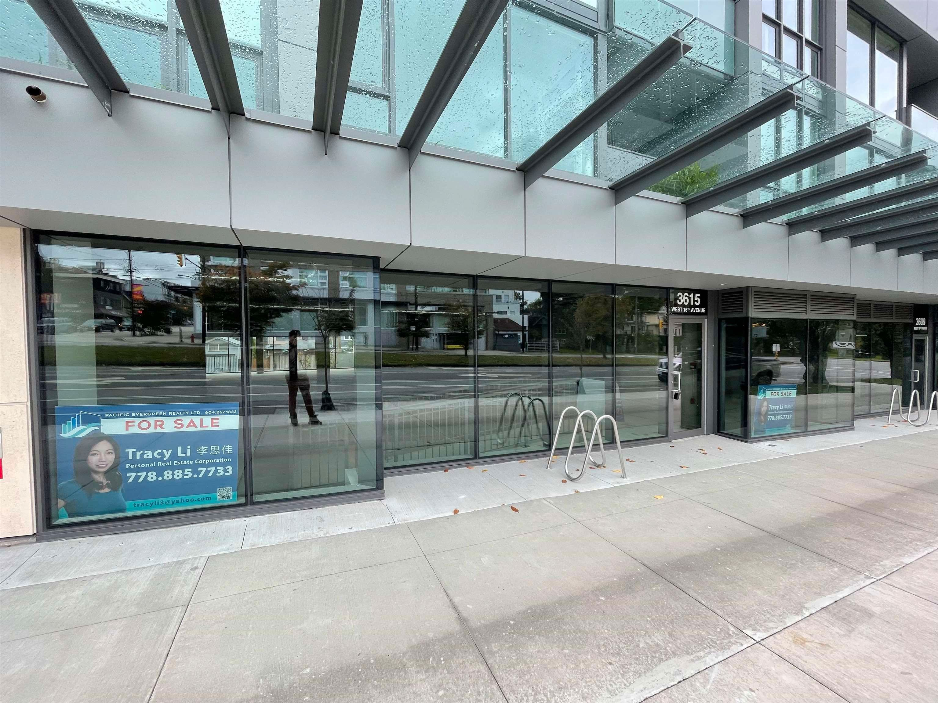"""Main Photo: 3615 W 16TH Avenue in Vancouver: Point Grey Office for lease in """"The Grey"""" (Vancouver West)  : MLS®# C8040691"""
