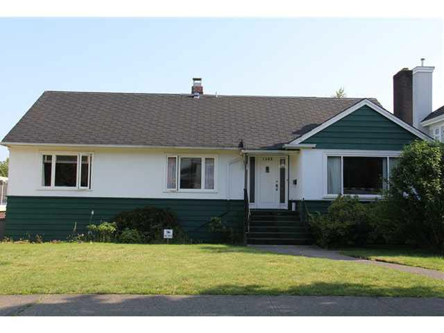 Main Photo: 1388 W 58TH AVENUE in : South Granville House for sale : MLS®# V962405