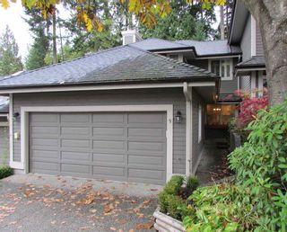 "Photo 1: 9 181 RAVINE Drive in Port Moody: Heritage Mountain Townhouse for sale in ""VIEWPOINT"" : MLS®# R2007747"
