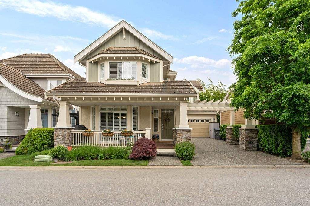 Main Photo: 10 15288 36 AVENUE in Surrey: Morgan Creek Townhouse for sale (South Surrey White Rock)  : MLS®# R2585705