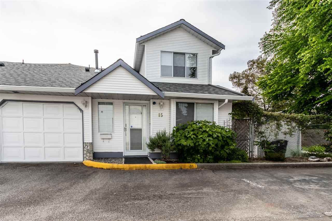 Main Photo: 15 19171 MITCHELL ROAD in : Central Meadows Townhouse for sale : MLS®# R2427448