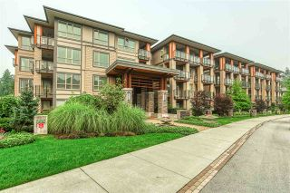"""Photo 1: 120 3399 NOEL Drive in Burnaby: Sullivan Heights Condo for sale in """"CAMERON"""" (Burnaby North)  : MLS®# R2498980"""
