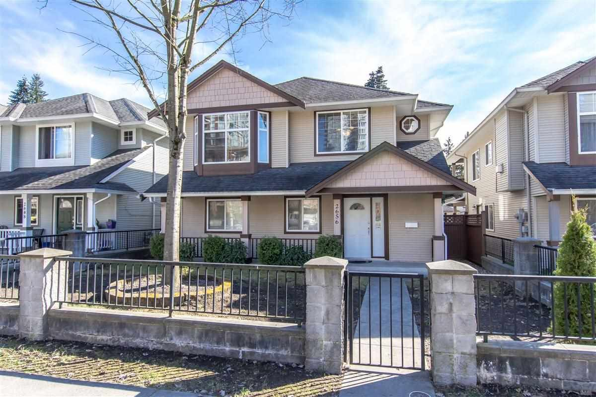 Main Photo: 2656 LINCOLN Avenue in Port Coquitlam: Woodland Acres PQ House for sale : MLS®# R2355954