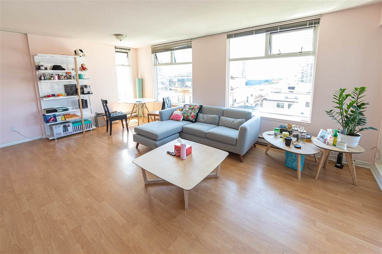 """Main Photo: 601 720 CARNARVON Street in New Westminster: Downtown NW Condo for sale in """"CARNARVON TOWERS"""" : MLS®# R2382380"""