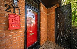 Photo 2: 211 Hamilton Street in Toronto: South Riverdale House (2-Storey) for sale (Toronto E01)  : MLS®# E5369251