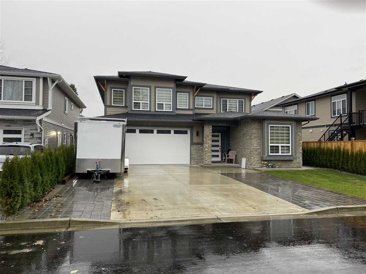 Main Photo: 8513 LEGACE Drive in Mission: Mission BC House for sale : MLS®# R2513467