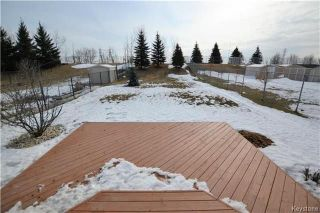 Photo 17: 48 Chadwick Crescent in Winnipeg: Canterbury Park Residential for sale (3M)  : MLS®# 1807939