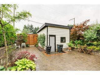 Photo 19: 4163 ETON Street: Vancouver Heights Home for sale ()  : MLS®# V1076893