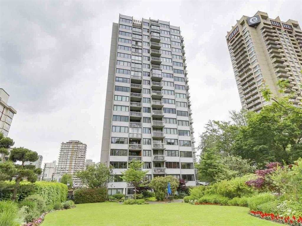 """Photo 5: Photos: 1603 1740 COMOX Street in Vancouver: West End VW Condo for sale in """"THE SANDPIPPER"""" (Vancouver West)  : MLS®# R2217411"""
