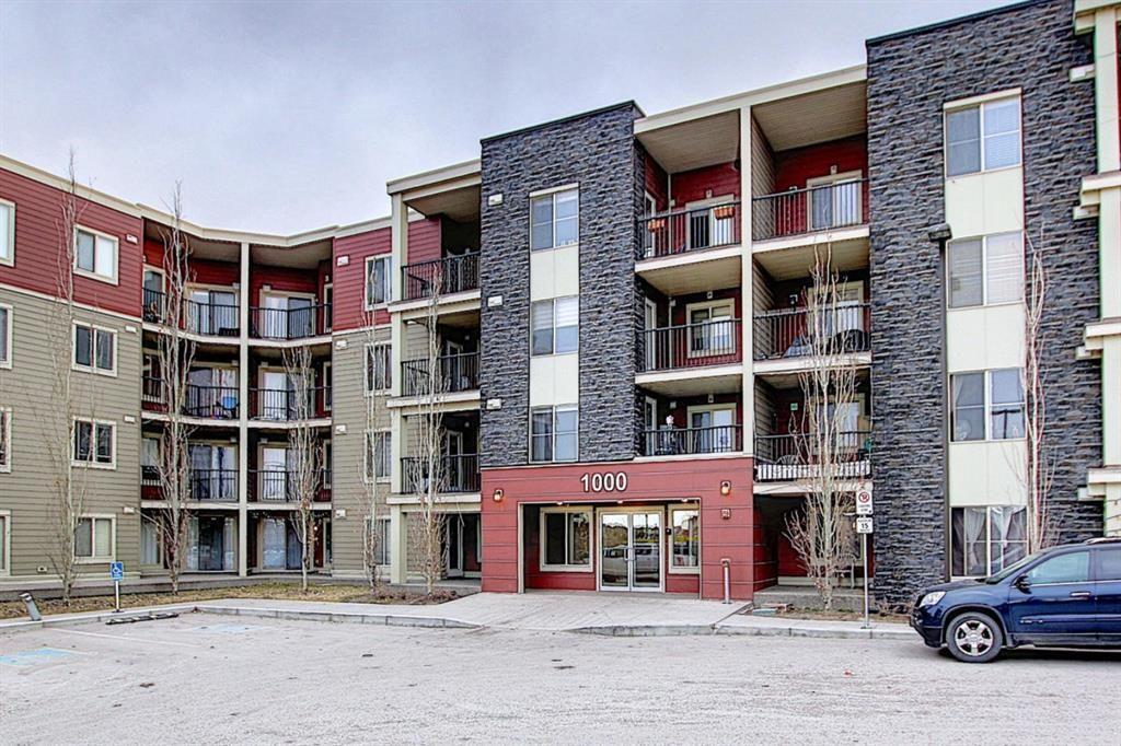 Main Photo: 106 5 Saddlestone Way NE in Calgary: Saddle Ridge Apartment for sale : MLS®# A1085165