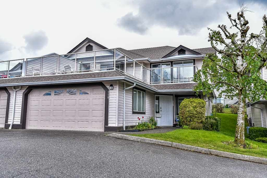 "Main Photo: 110 3080 TOWNLINE Avenue in Abbotsford: Abbotsford West Townhouse for sale in ""The Gables"" : MLS®# R2166536"