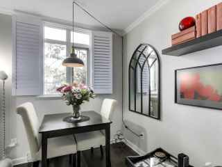 """Photo 8: 201 2665 W BROADWAY in Vancouver: Kitsilano Condo for sale in """"MAGUIRE BUILDING"""" (Vancouver West)  : MLS®# R2565478"""