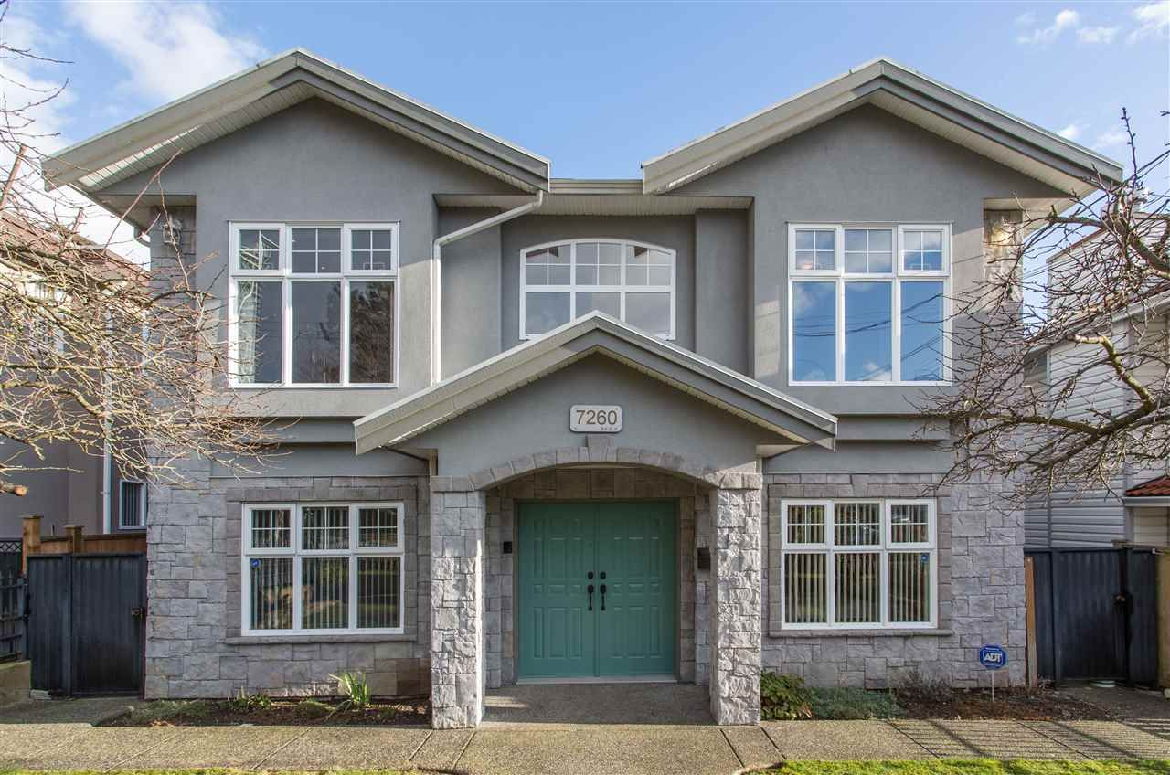 Main Photo: 7260 17TH Avenue in Burnaby: Edmonds BE House for sale (Burnaby East)  : MLS®# R2544465