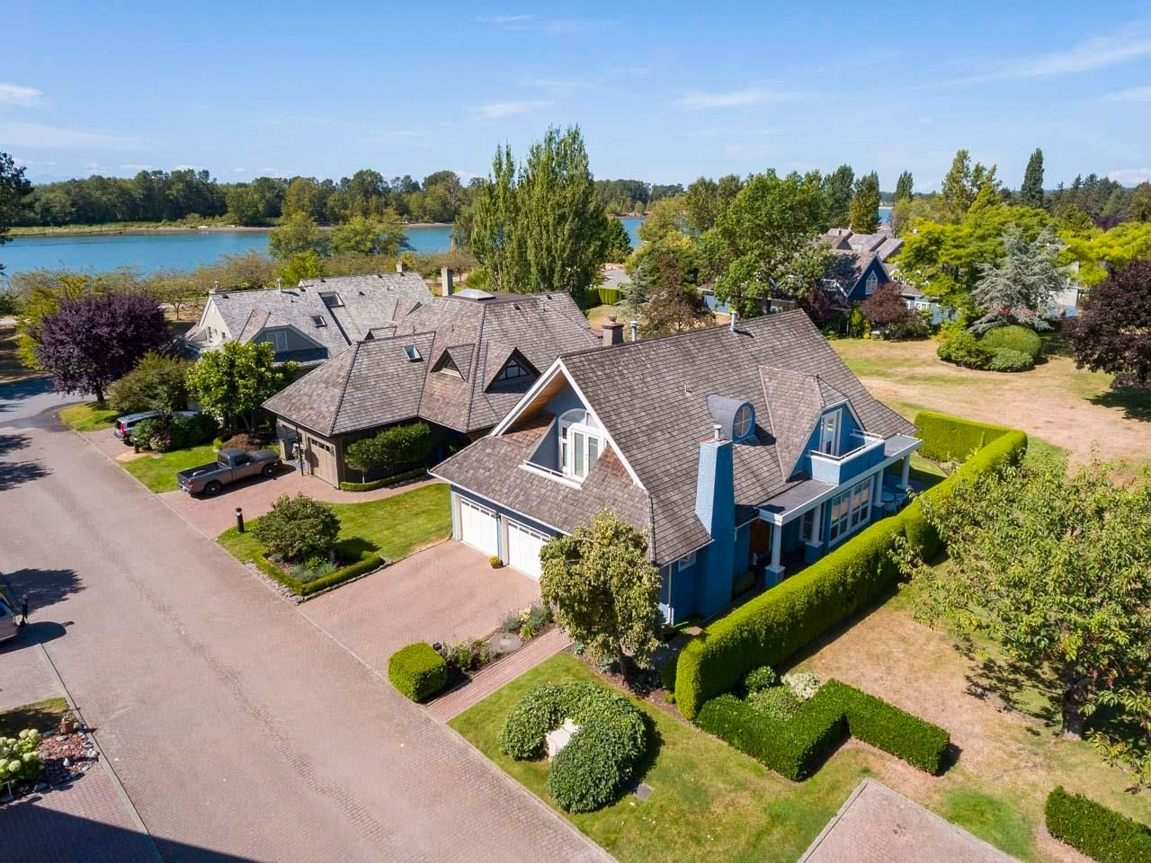 """Main Photo: 8315 TUGBOAT Place in Vancouver: Southlands House for sale in """"Angus Lands"""" (Vancouver West)  : MLS®# R2625838"""