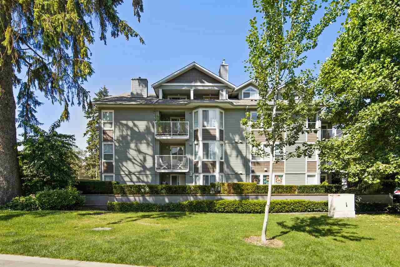 """Main Photo: 302 2268 WELCHER Avenue in Port Coquitlam: Central Pt Coquitlam Condo for sale in """"SAGEWOOD"""" : MLS®# R2484976"""