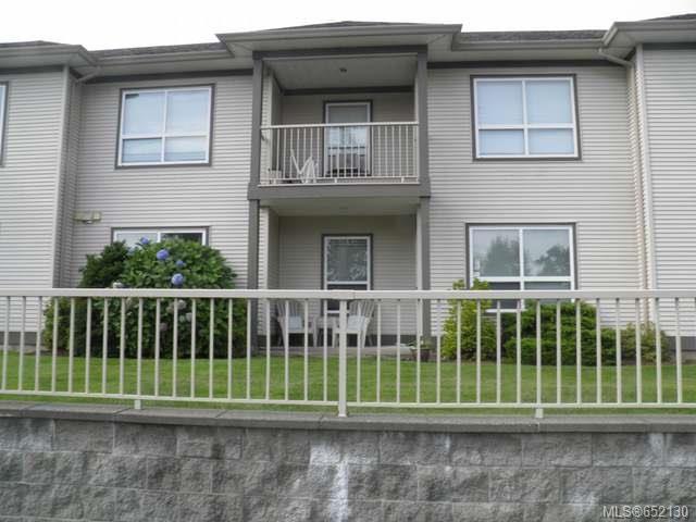 Main Photo: 110 2525 Fitzgerald Ave in COURTENAY: CV Courtenay City Condo for sale (Comox Valley)  : MLS®# 652130