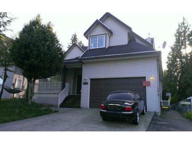 Main Photo: 6265 134TH Street in Surrey: Panorama Ridge House for sale : MLS®# F1411038
