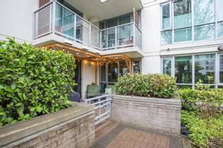 "Photo 18: 103 125 MILROSS Avenue in Vancouver: Downtown VE Condo for sale in ""Creekside at Citygate"" (Vancouver East)  : MLS®# R2575095"