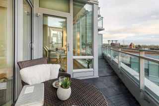 """Photo 9: 1522 1618 QUEBEC Street in Vancouver: Mount Pleasant VE Condo for sale in """"Central"""" (Vancouver East)  : MLS®# R2521137"""