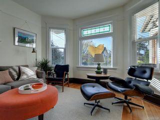 Photo 5: 625 Harbinger Ave in Victoria: Vi Fairfield West Full Duplex for sale : MLS®# 860340