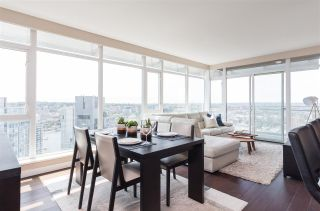 Photo 3: 3708 1372 SEYMOUR STREET in Vancouver: Downtown VW Condo for sale (Vancouver West)  : MLS®# R2189499