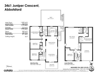 Photo 36: 3461 JUNIPER Crescent in Abbotsford: Abbotsford East House for sale : MLS®# R2617514
