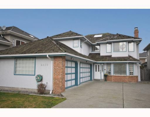 Main Photo: 5471 FRANCIS ROAD in : Lackner House for sale (Richmond)  : MLS®# V807404