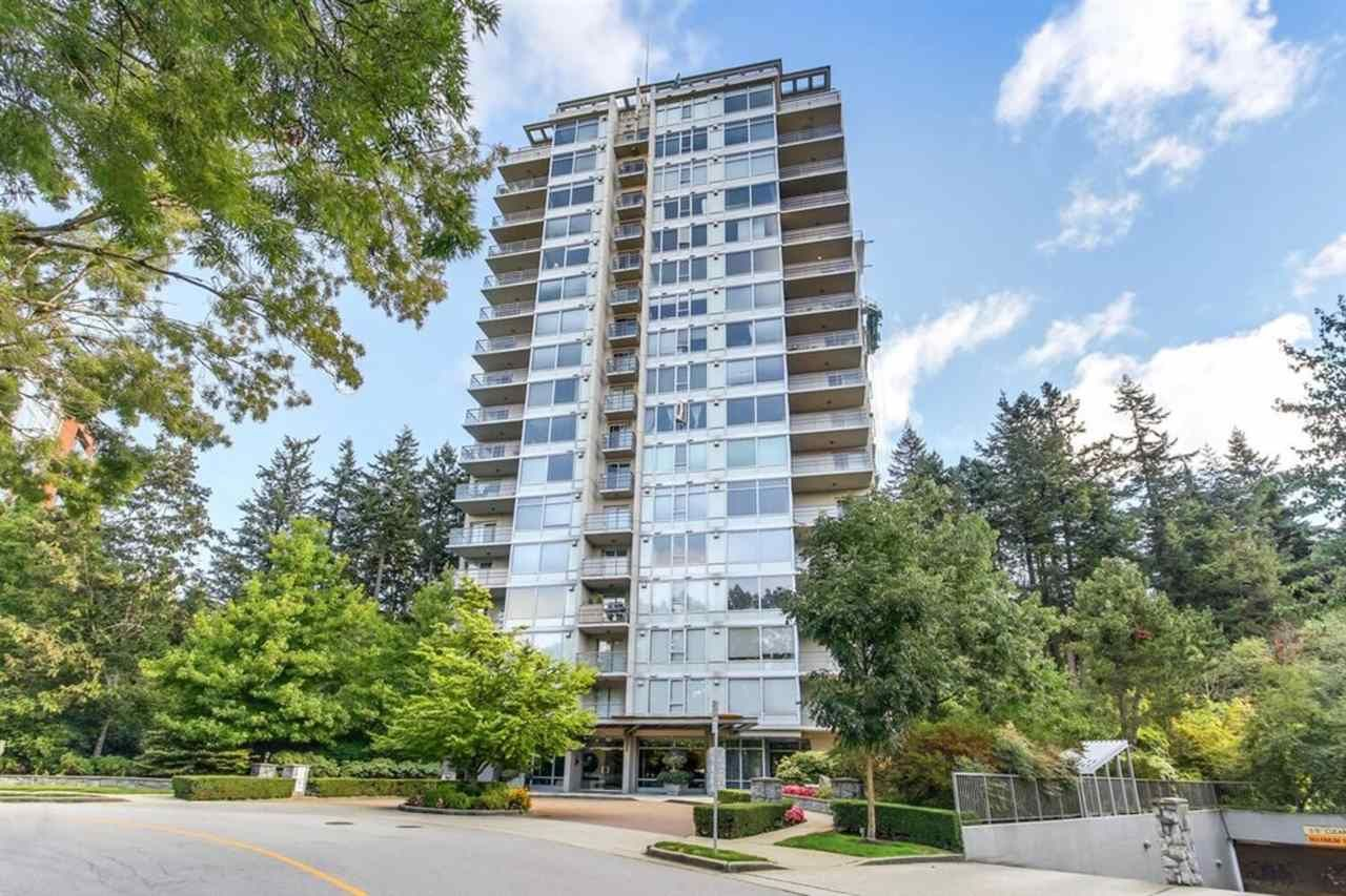 Main Photo: 705 5639 HAMPTON Place in Vancouver: University VW Condo for sale (Vancouver West)  : MLS®# R2563248