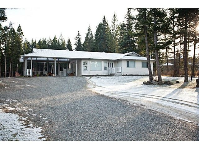 """Main Photo: 130 BORLAND Drive: 150 Mile House House for sale in """"BORLAND VALLEY"""" (Williams Lake (Zone 27))  : MLS®# N241052"""