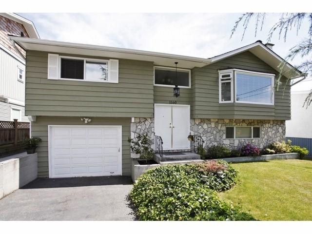 Main Photo: 1160 MAPLE Street: White Rock House for sale (South Surrey White Rock)  : MLS®# F1419274